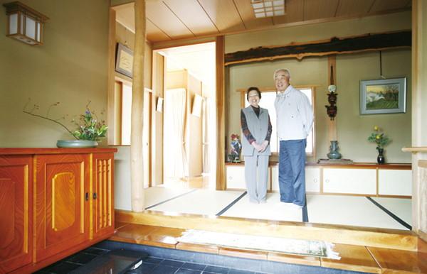 夢ハウス_日本家屋施工事例1