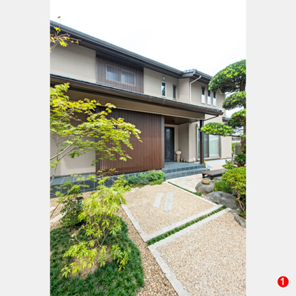 大和ハウス_日本家屋施工事例1
